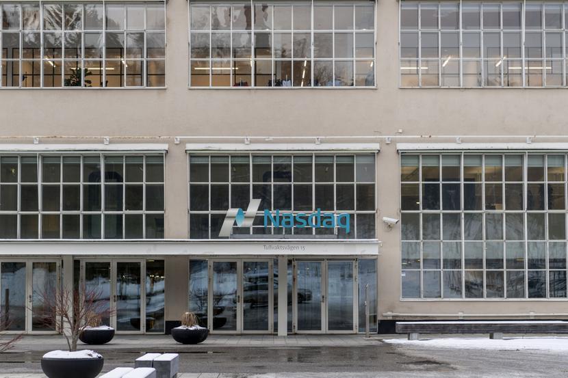 Siedziba Nasdaq Nordic w Sztokholmie