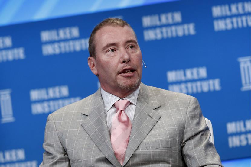 Jeffrey Gundlach, fot. Bloomberg