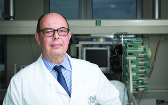 Prof. Krzysztof Zieniewicz o transplantacji wątroby z wykorzystaniem nowatorskiej metody