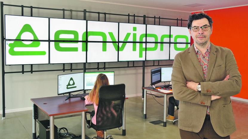 Długotrwałe relacje: W ciągu 20 lat działalności podjęliśmy współpracę z zaledwie kilkudziesięcioma podmiotami, z których ponad 90 proc. zatrudnia nas przez wiele lat — podkreśla Wojciech Musiała, prezes firm Envipro Technologie Środowisko i Envipro Terratech.  [fot. arc]