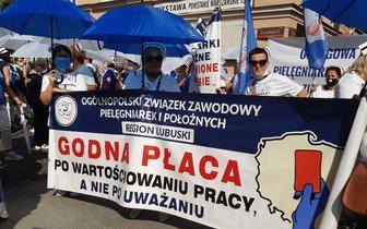 """Protest medyków: dziś kolejne spotkanie z MZ. """"Liczymy na konstruktywny dialog"""""""