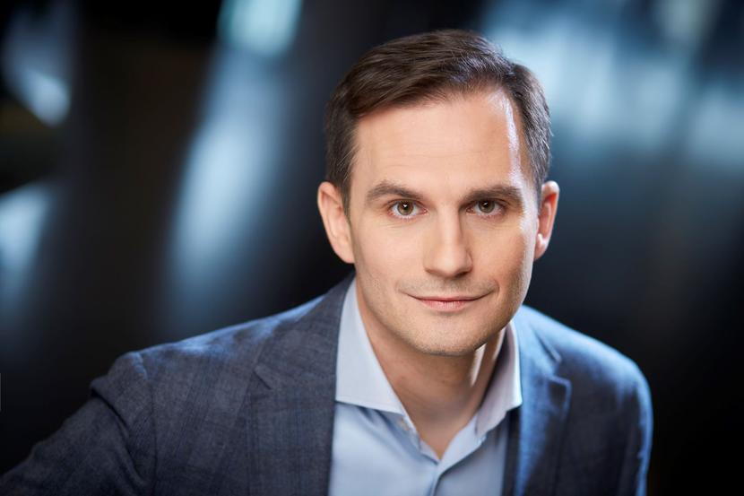 Tomasz Rotdyrektor sprzedażyna Europę Środkowo-Wschodnią w firmie Barracuda Networks