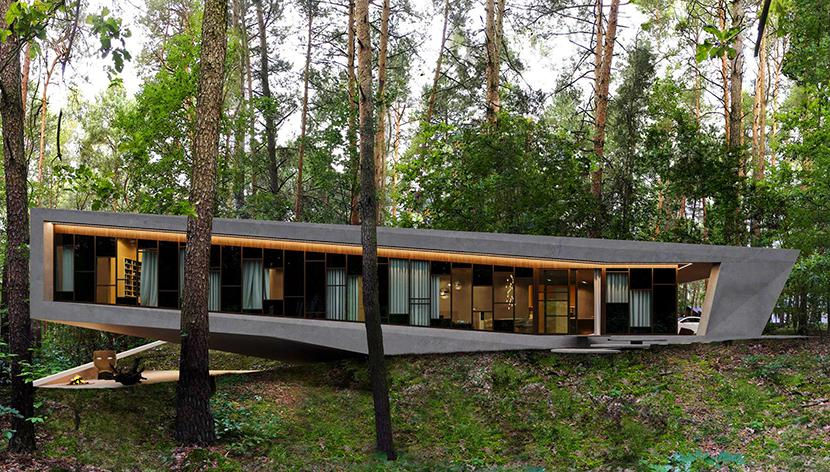 Re: Joshua Tree House