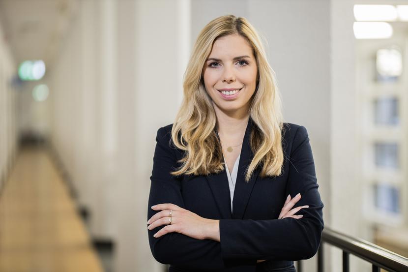 Anna Kornecka wiceminister rozwoju pracy i technologii