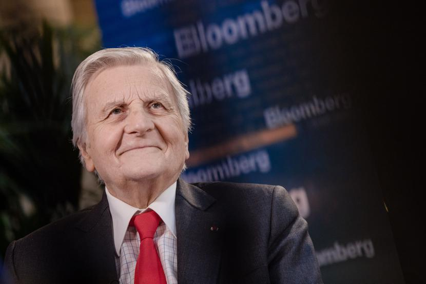 Jean-Claude Trichet, fot. Bloomberg