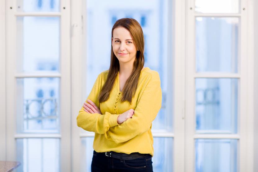Ewa Wojciechowicz, starsza menedżerka projektów w Forum Odpowiedzialnego Biznesu