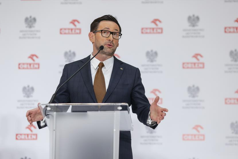 Daniel Obajtek, prezes zarządu PKN Orlen