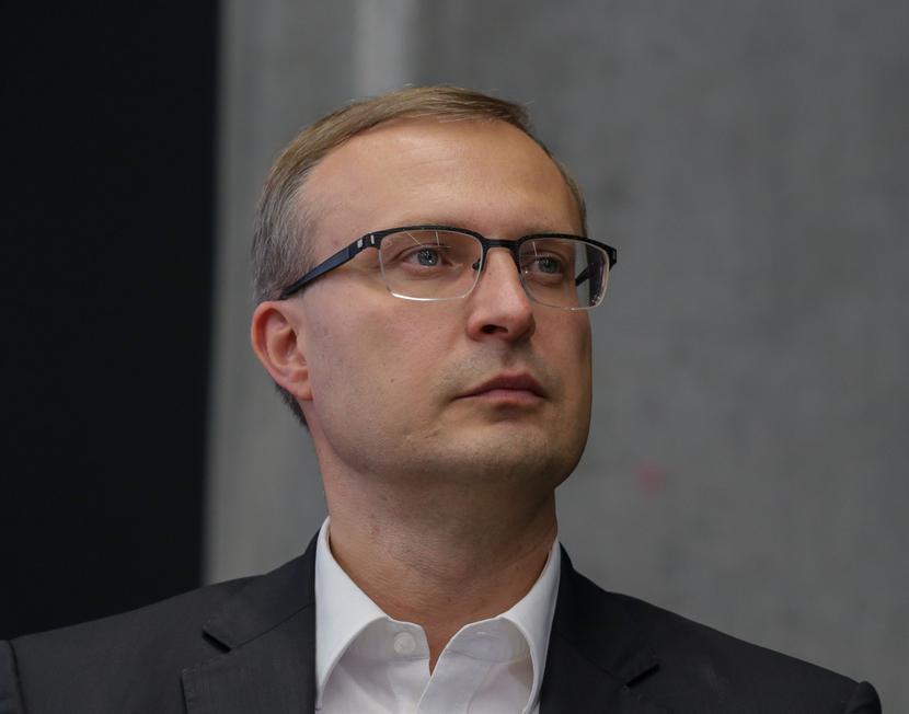 Paweł Borys, fot. Marek Wiśniewski