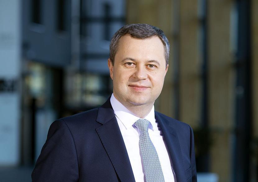 Rafał Gawin, prezes URE