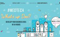 STARTUP WEEKEND Poznań/Konferencja MEDmeetsTECH