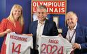 Amica sponsorem Olympique'u Lyon