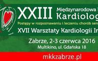 XXIII Międzynarodowa Konferencja Kardiologiczna XVII Warsztaty Kardiologii Inwazyjnej