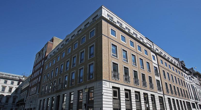Główna siedziba koncernu paliwowego BP w Londynie