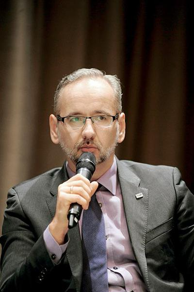 Adam Niedzielski:
