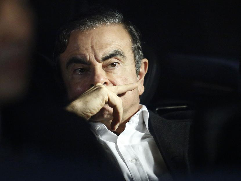 Carlos Ghosn, fot. Bloomberg