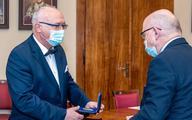 Prof. Krzysztof Simon uhonorowany Medalem 75-lecia Misji Jana Karskiego