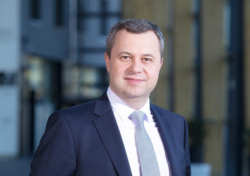 Rafał Gawin, prezes Urzędu Regulacji Energety
