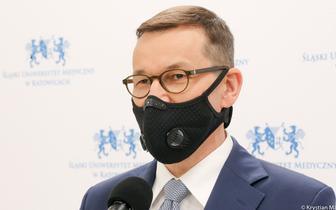Premier Morawiecki w powstającym Centrum Badawczo-Wdrożeniowego Silesia LabMed: chcemy budować nowoczesny system ochrony zdrowia