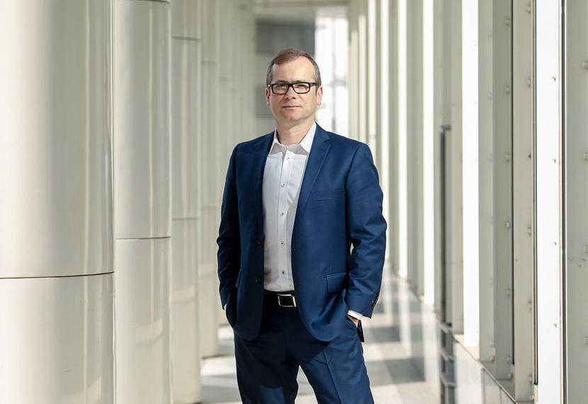 Filip Jeleń, prezes Pure Biologics