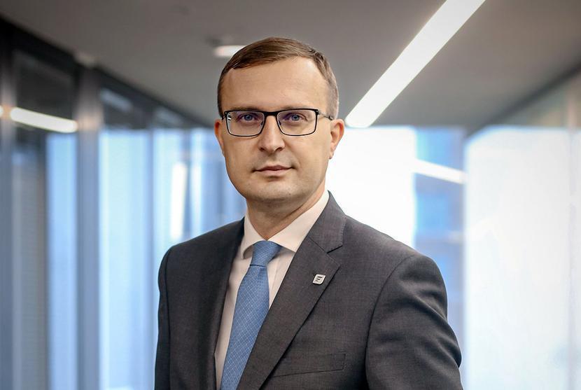 Paweł Borys, prezes PFR, Fot. Marek Wiśniewski