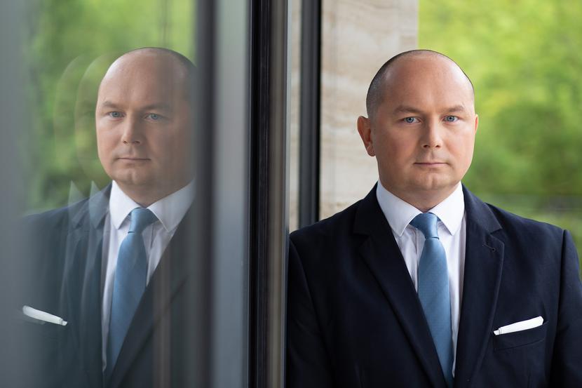 Łukasz Wójcik, Head of Cyber Security, CISO, React Risk Advisory