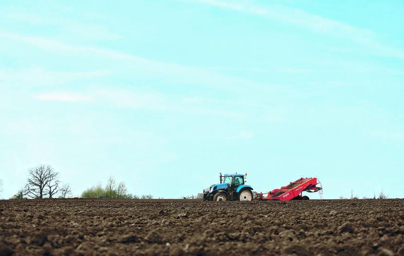 Pół miliona za traktor: