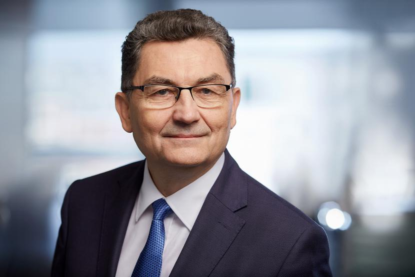 Cezariusz Lesisz, prezes ARP