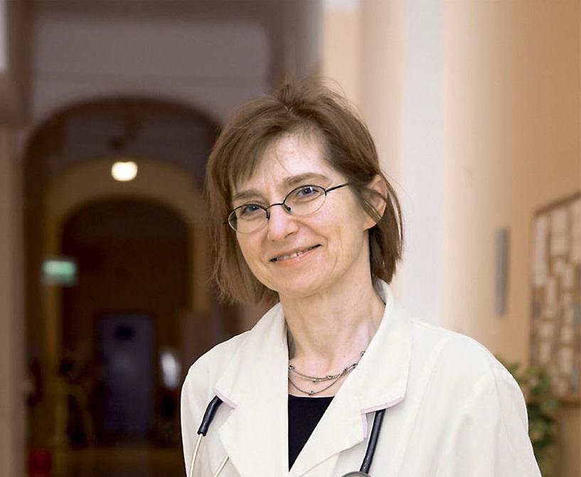 Prof. dr hab. n. med. Dorota Zozulińska-Ziółkiewicz