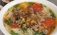 Zupa ze ślimaka
