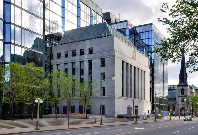 Budynek Banku Kanady w Ottawie