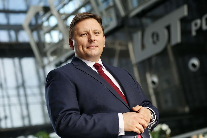 Rafał Milczarski, fot. Marek Wiśniewski