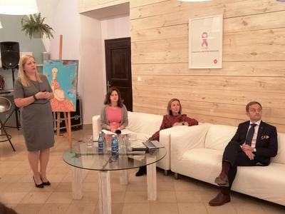 Prezentacja stanowiska ekspertów w sprawie wykonywania USG piersi u kobiet w ciąży