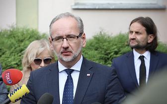 Niedzielski: nasza propozycja porozumienia została odrzucona bez uzasadnienia i analizy