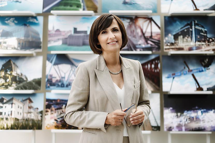 Elastyczność:Naszą mocną stroną jest i zawsze była otwartość na zmianę i umiejętność podejmowania nowych wyzwań – zapewnia Małgorzata Winiarek-Gajewska, prezes NDI.
