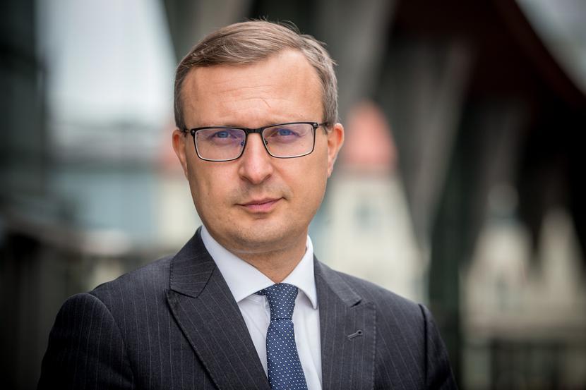 Paweł Borys fot. Marek Wiśniewski, Puls Biznesu