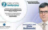 """""""Oblicza Medycyny"""". Prof. Rutkowski o jakości życia pacjentów poddawanych terapii czerniaka [WIDEO]"""