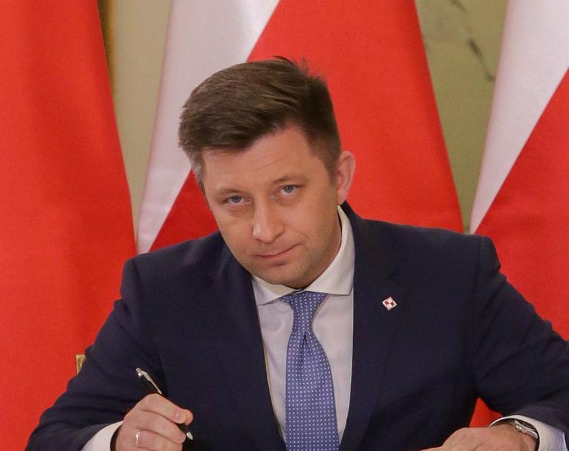 Michał Dworczyk, fot. Marek Wiśniewski