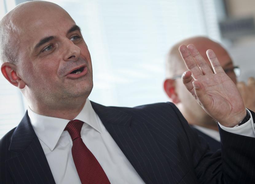 Cezary Kocik, wiceprezes mBanku, fot. Marek Wiśniewski