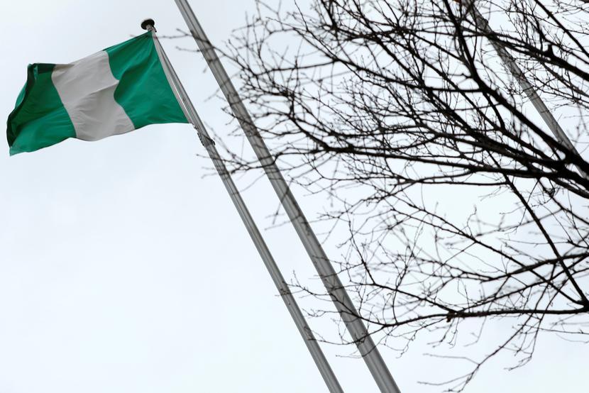 Flaga Nigerii, Nigeria