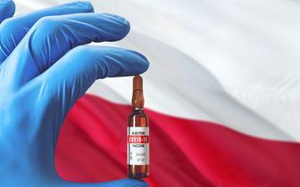 Polska na 13. miejscu w Europie pod względem wyszczepienia przeciw COVID-19