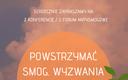 """Konferencja """"Powstrzymać smog - wyzwania i rozwiązania dla Polski 2019"""""""