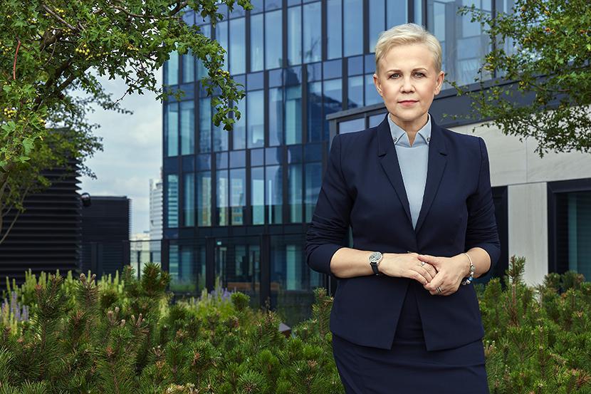 Beata Daszyńska-Muzyczka, fot. Marek Wiśniewski