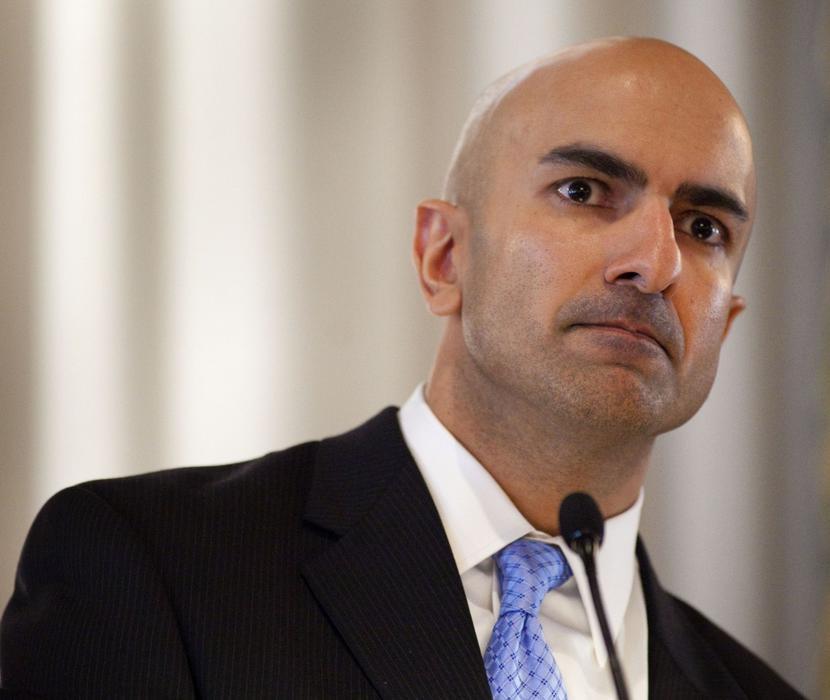 Neel Kashkari, przewodniczący Banku Rezerw Federalnych (Fed) z Minneapolis