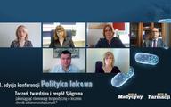 """Konferencja """"Polityka lekowa"""". Choroby autoimmunologiczne – jak je skuteczniej diagnozować i leczyć?"""