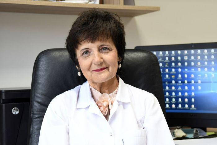 Prof. dr hab. n. med. Ewa Pilarska/Gdański Uniwersytet Medyczny
