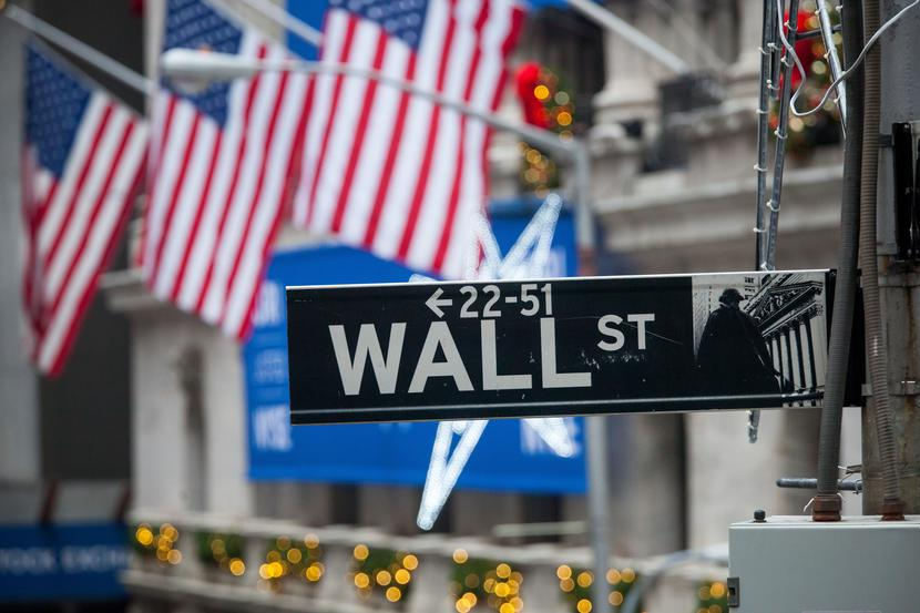 NYSE, Wall Street, giełda Listopad 2020 Fot. Bloomberg