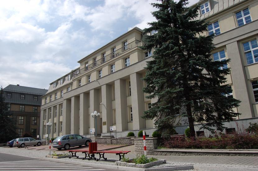 Polska Grupa Górnicza - główna siedziba spółki przy ul. Powstańców 30 w Katowicach