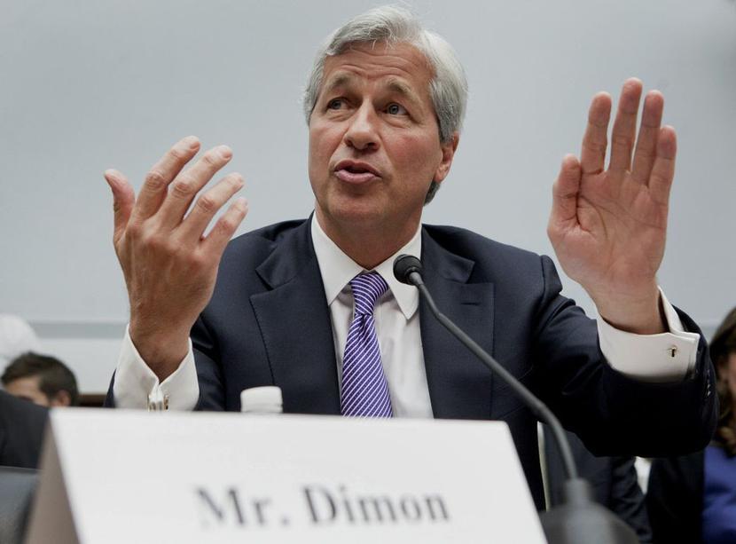 Jamie Dimon, fot. Bloomberg