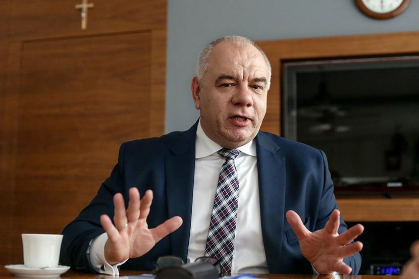 Jacek Sasin, fot. Marek Wiśniewski
