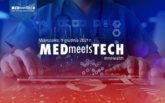 Jak rozwija się obszar mHealth w Polsce? Ruszyły zapisy do MEDmeetsTECH#12